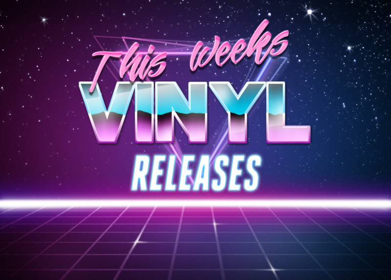 This weeks vinyl releases