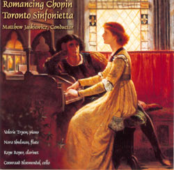 Romancing Chopin by Toronto Sinfonietta