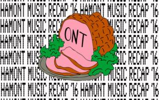 Hamilton MUSIC RECAP '16