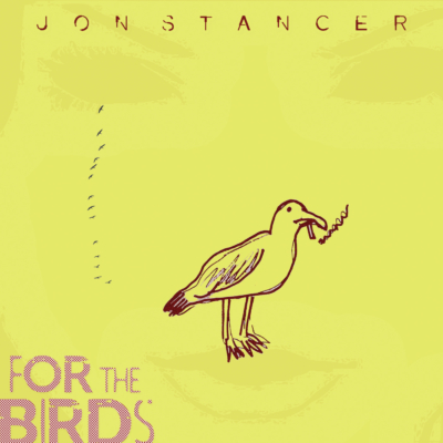 For the birds cover art