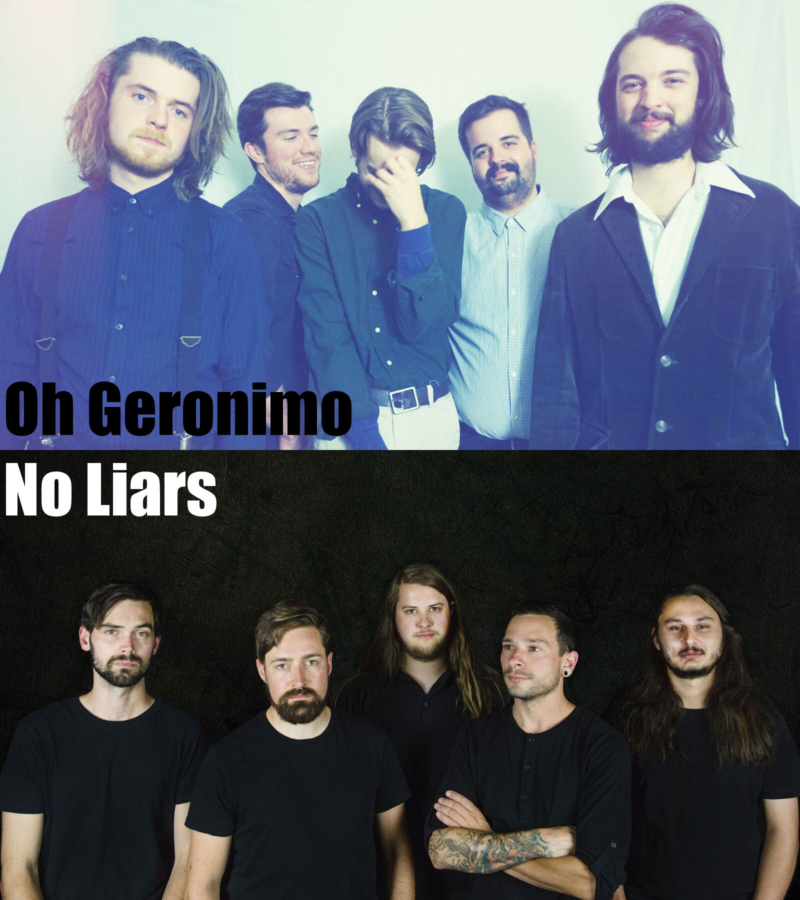 Oh Geronimo & No Liars