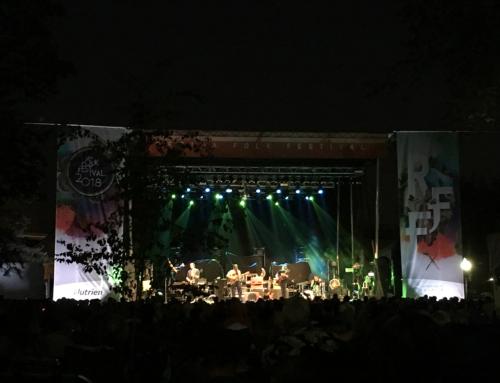 Playlist Friday: Regina Folk Fest Recap and The RagTag Misfit Tour