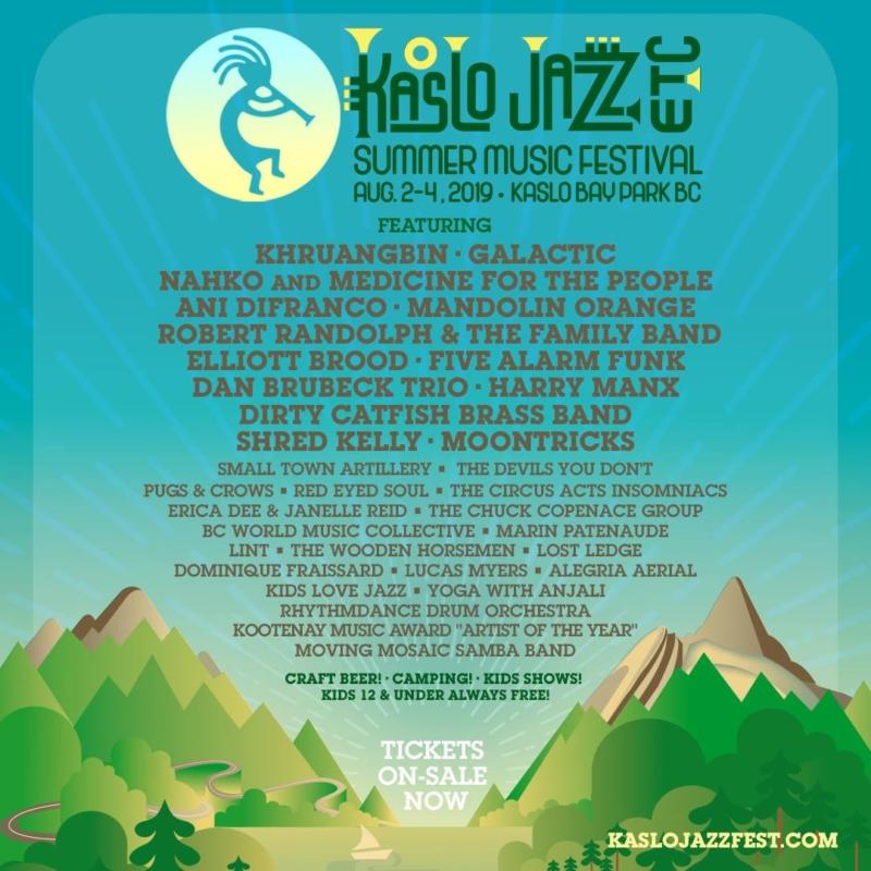 Kaslo Festival Poster