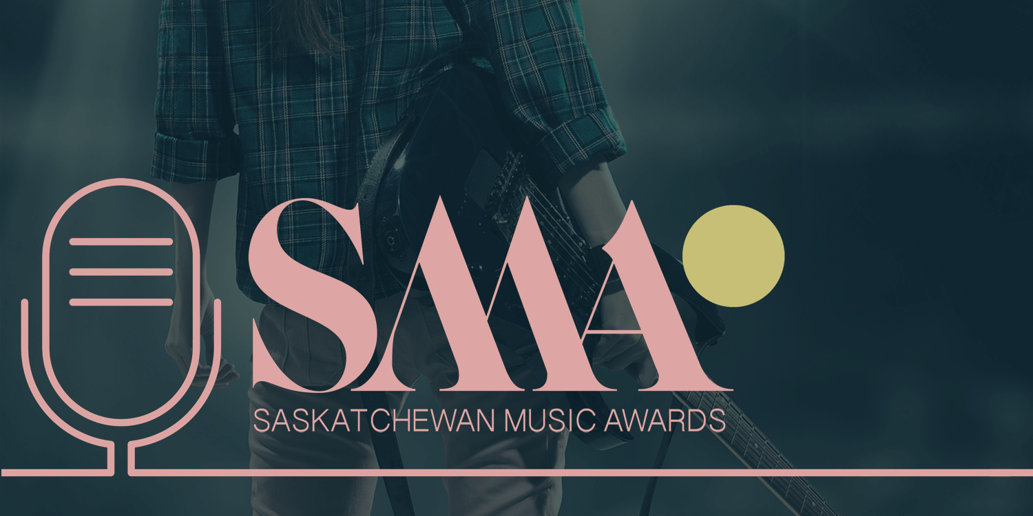 Sask Music Awards graphic