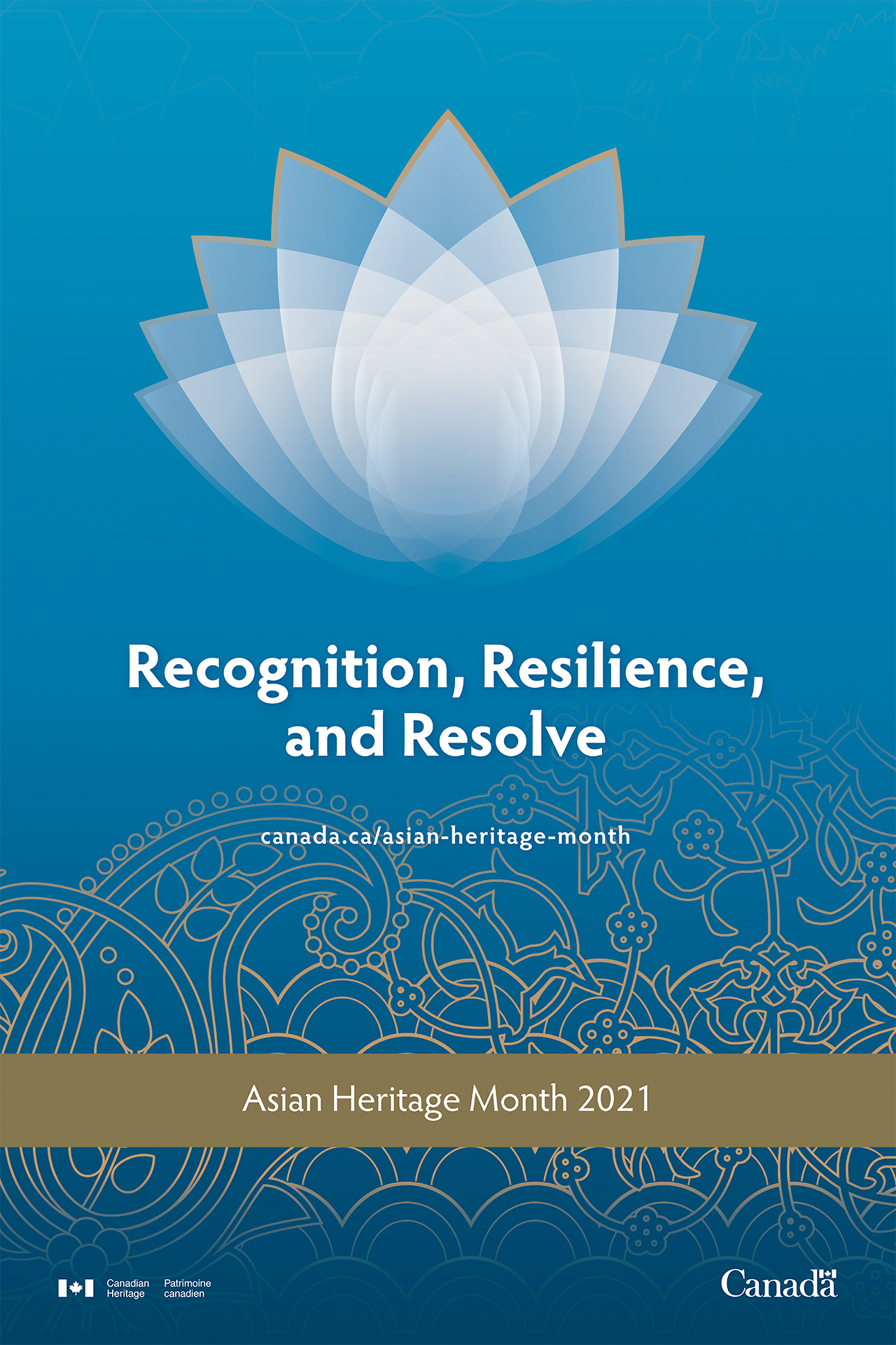 Asian Heritage Month Poster